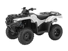 New 2016 Honda FourTrax Rancher 4x4 DCT IRS EPS ATVs For Sale in Ohio. Every ATV starts with a dream. And where do you dream of riding? Maybe you'll use your ATV for hunting or fishing. Maybe it needs to work hard on the farm, ranch or jobsite. Maybe you want to get out and explore someplace where the cellphone doesn't ring, where the air is cold and clean. Or maybe it's for chores around your property. Chances are, it's going to be a little of all of those things — which is why a Honda…