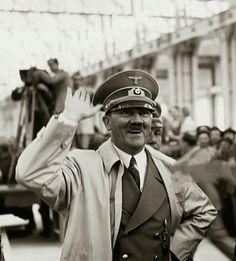 Wonderful photo of Der Führer Adolf Hitler.