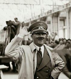 Wonderful photo of Der Führer Adolf Hitler.