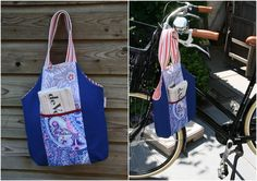 vervlogendagentutorials: Summer fling bag tutorial- About time I pinned this