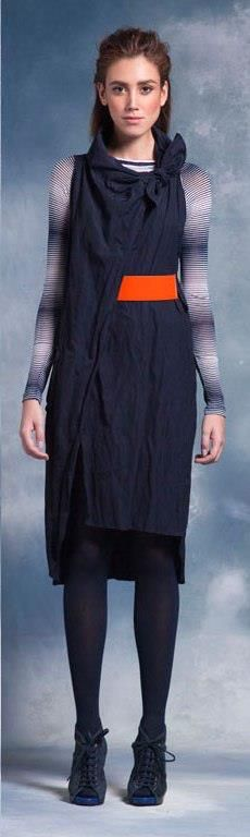 Vestido náutico MARA MAC
