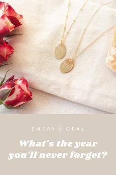 What's that moment you'll never forget? ✨ Our new 'moment' necklace is here to help keep those significant events close to heart, always 💕 Life is full of ✨magical✨ moments: - The year my daughter was born 🤰🏻 - The year I married my best friend 👰🏼 - The year I went on that life-changing trip to Italy 🗺 What's that moment for you? 💕 #meaningfuljewelry #personalizednecklace #giftforher Unique Gifts For Mom, Gifts For Your Sister, Gifts For New Moms, Best Friend Gifts, Gifts For Friends, Meaningful Jewelry, Birth Year, Marrying My Best Friend, Bridesmaid Cards