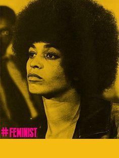 Angela Davis- Feminist