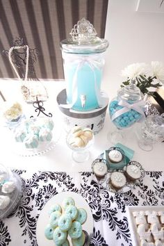 Hostess with the Mostess® - Tiffany Inspired Baby Shower