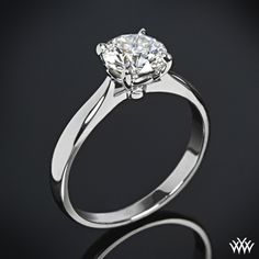 legato sleek line solitare. I don't know why I'm pinning so many rings, I just love them all. Lol A girl can dream. :)