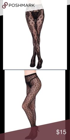 🌷💝 Fishnet Pantyhose 💝 🌷❗️❗️❗️ 💝 Women's Sexy Mesh Fishnet Pantyhose 💝 ❗️Please Let Me Know Which One You're Ordering Paw Print Or Floral ❗️ Accessories Hosiery & Socks