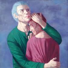 Michel Ciry - return of the prodigal son Saint Tropez, Michel Ciry, Images Bible, Prodigal Son, Sacred Art, French Art, Illustrations, Catholic, Sons
