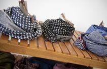 scarves for winter Dal MONDO Collection