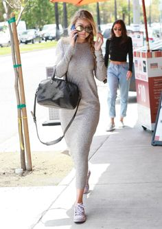 31 Times Gigi Hadid Proved Sneakers Were Way Hotter Than High Heels