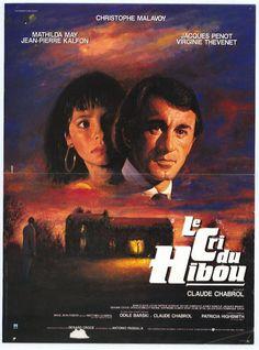Cri du hibou [Le], Il grido del gufo (Claude Chabrol) - 1987 F, I - Christophe Malavoy