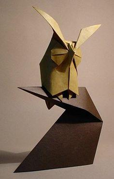 I can make an owl! (Instructions here: http://www.youtube.com/watch?v=slTsLr-eAAI)