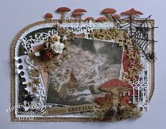 Cards by Astrid: Autumn Greetings !!!!