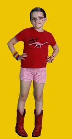 """Abigail Breslin as Olive Hoover in """"Little Miss Sunshine"""" (2006) - """"Everyone just pretend to be normal"""""""