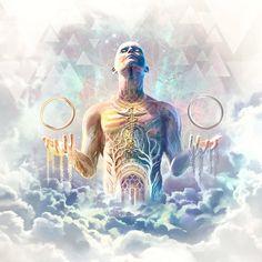 Threyda | Art & Goods | To consume a star - overture - Justin Totemical  #vibes #indigo #moonchild#consciousness #kundalini #spaceporn #synchronicity #alchemy #highervibes #chakra #goddess #higherself #moonphases #om #divine #thirdeye #threyda #peace #awakening #crystals #love #art #hippie #universe #cosmos #zen #psychedelic #goodvibes #magic #denver #colorado #trippy #painting #sculpture #digitalart #visionaryart #justintotemical #threyda