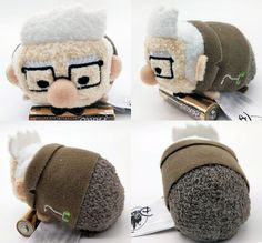 Preview: Carl Tsum Tsum (from Up)