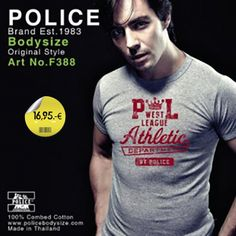 Marca Police Trademark Police Camiseta CPUf388 T-shirt CPUbf388  #moda #goodlook #fashion #pittiuomo #eyewear #shabby #collection #chic #colori #colors #style #Camiseta #tshirt #streetwear #wear #ropa #man #unisex #hombre #design #diseño #streetstyle #tendencias #team_moxkito #trends #stylish #cute #pretty #styles #shopping