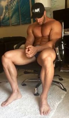 Hairy Guys Having Bottom Punished