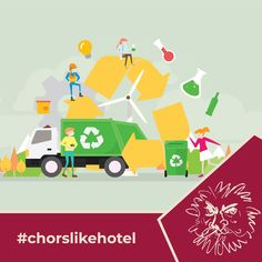CHORS is social responsible. That's why we seperate waste as well. Cheap Accommodation, Velvet Armchair, Bus Station, First Art, Roller Blinds, Bratislava, Modern Room, Hostel, Lamp Design