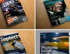 """Check out new work on my @Behance portfolio: """"Magazine Template Bundle"""" http://be.net/gallery/36395563/Magazine-Template-Bundle"""