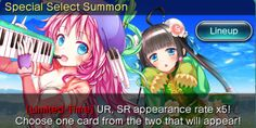 Valkyrie Crusade adds Melodica and Baku Special Select Summon! - http://techraptor.net/content/valkyrie-crusade-melodica-and-baku-added-to-select-summon | Gaming, News