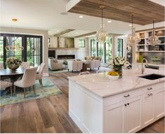 Cool 112 Amazing Kitchen Design Most Wanted Improvement Every House have a Kitchen. Because Kitchen is a room or part of a room used for cooking and food preparation in a dwelling or in a commercial establi...