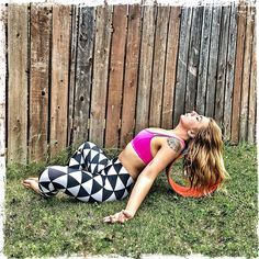 Welcome to Day 12 of #EHYogaChallenge2! We are heading over to my home province! Our #YogaChallenge is open to #CanadianYogis and any other #Yogis who want to learn about Canada! I hope you all had a great weekend! Today we are doing #QueenPose (#ReclinedBoundAnglePose with extra support) for Regina, Saskatchewan! I used a wheel to get a different type of support! ❤️ . This is my home! I have been here all my life and will probably remain here. And I am totally okay with that!  . Writing up…