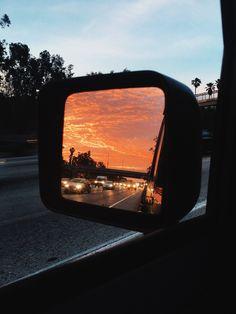 Orange Susnset - New Ideas Sun Aesthetic, Orange Aesthetic, Sunset Lover, Sunset Sky, Summer Sunset, Pretty Sky, Beautiful Sky, The Last Summer, Foto Instagram