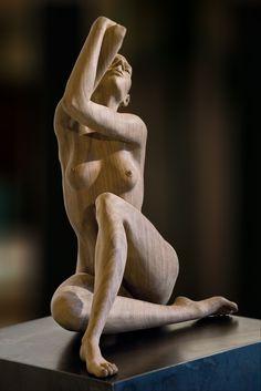 .Wood Sculpture