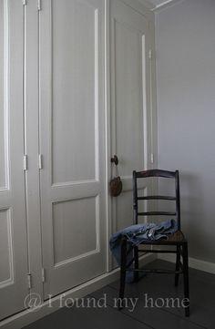 lia - wall cupboards, dressing room