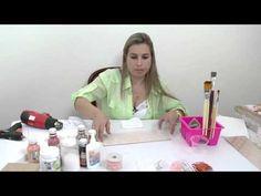 Mulher.com - 02/11/2015 - Caixa decorativa - Camila Claro de Carvalho PT1 - YouTube