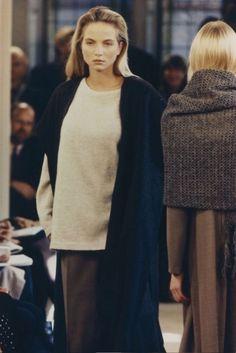 Womenswear Fall Winter 1990 - Fashion Show | Prada.com