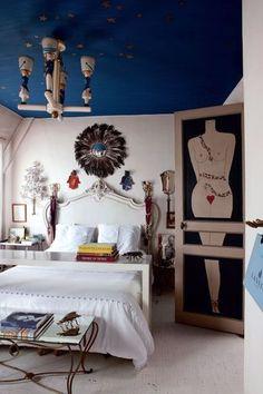 Bambi Sloan's Parisian apartment | Interior Design,Home Design,Decorating Ideas