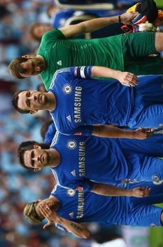 Lampard , terry and torres Fc Chelsea, Chelsea Football, Football Soccer, Chelsea Champions, Chelsea Fc Players, Match Of The Day, Blue Flag, Fulham, Go Blue