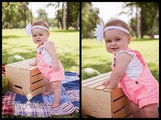 Christy White Photography Watermelons and Summer