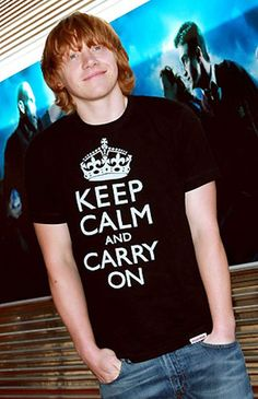 RUPERT!  He always has the best shirts :)