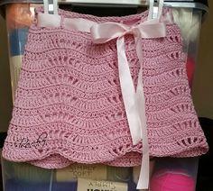 Ravelry: Breezy Ripple Skirt for Girls pattern by Rachy SellsStuff