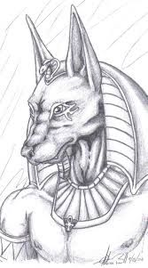 Anubis is associated with mummification & the afterlife in ancient Egyptian religion. He is the son of Nephthys & Set according to the Egyptian mythology. According to the Akkadian transcription in the Amarna letters, Anubis' name was vocalized in Egyptian as Anapa. The oldest known mention of Anubis is in the Old Kingdom pyramid texts, where he is associated with the burial of the pharaoh. At this time, Anubis was the most important god of the dead but he was replaced during the Middle…