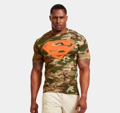 Mens' Under Armour® Alter Ego Compression Shirt | 1244399 | Under Armour US