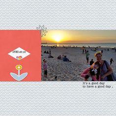 Good day - Digishoptalk - The Hub of the Digital Scrapbooking Community