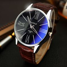 >> Click to Buy << 2016 Mens Watches Top Brand Luxury Famous Quartz Watch Men Wristwatches Male Clock Wrist Watch Quartz-watch Relogio Masculino #Affiliate