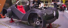 My Weird Business: Printing 3-D Cars | NFIB