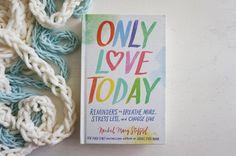 Only Love Today, is Rachel Macy Stafford's newest work of heart. In it, and through her most honest writing yet, she reveals her own struggles to hold onto what's most important, and make what's most lasting the first priority in her every-day life. Her soul-building words remind us that we already possess the tools and insights we need in order to find our way back to what matters most.