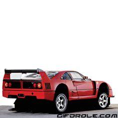 Lowrider Cars Animated Gifs | Lowrider Animation Car Gif Flashing Red