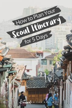 outh Korea's capital is vibrant, diverse and always worth a visit, whether it's on a short layover or longer holidays. Here are my personal recommendations so that when in Seoul what to visit is no longer a question. Places To Travel, Travel Destinations, Places To Visit, China Travel, Japan Travel, Busan, Hanoi, Design Plaza, Seoul Itinerary