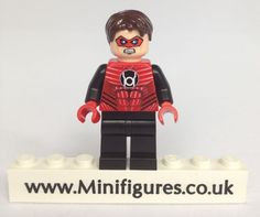 Red Lantern Custom Minifigure