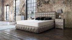 Стеганая кровать Барселона