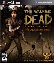Boxshot: The Walking Dead: Season 2 by Telltale Games