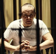 Anthony Hopkins as Hannibal Lecter...absolutely brilliant