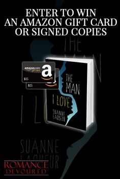 Win a $25 Amazon Gift Card & Signed Copies from Award-Winning Author Suanne Laqueur