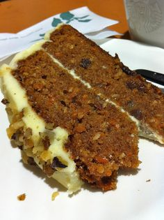 Classic Carrot Cake ~ Cream Cheese Frosting :: Martha Stewart's Delicious Holiday & Party Recipe ... #fourth of july #dessert